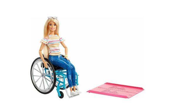 Barbie Wheelchair Fashionistas Doll