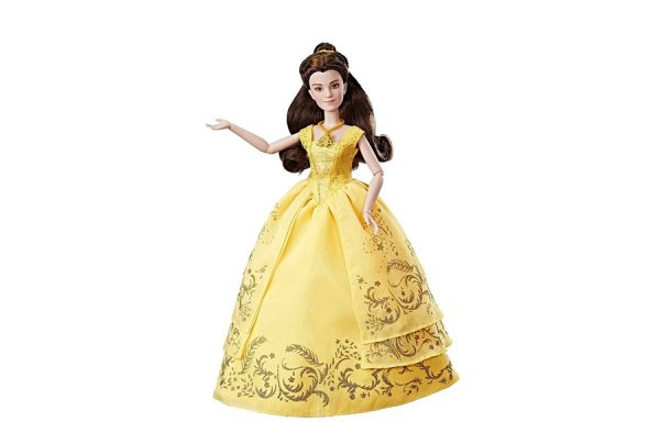Disney Princess Beauty and the Beast Belles Enchanting Ball Gown