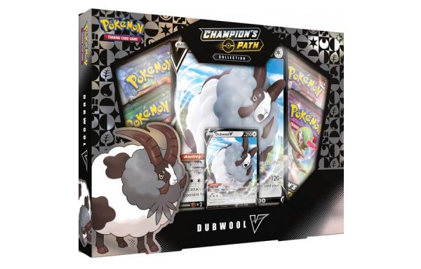 Pokémon TCG Champion's Path Collection: Dubwool V Box