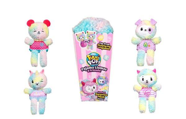 Pikmi Pops Pajama Llama & Friends Single Pink Pack Assorted