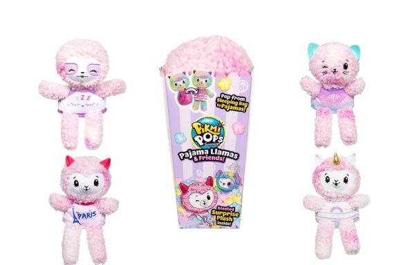 Pikmi Pops Pajama Llama & Friends Single Purple Pack Assorted