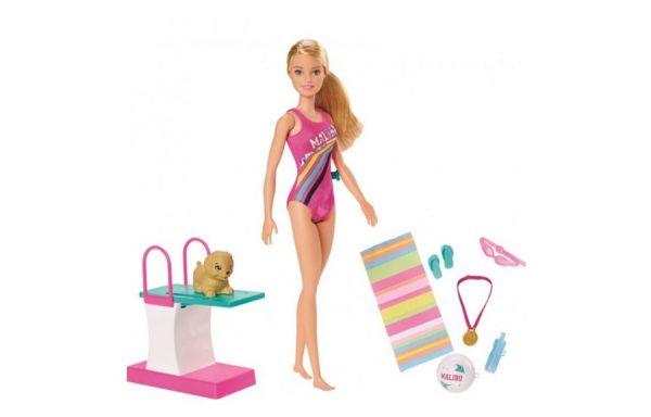 Barbie Swimmer Doll