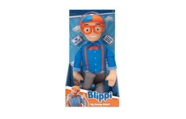 BLIPPI My Buddy Feature Figure