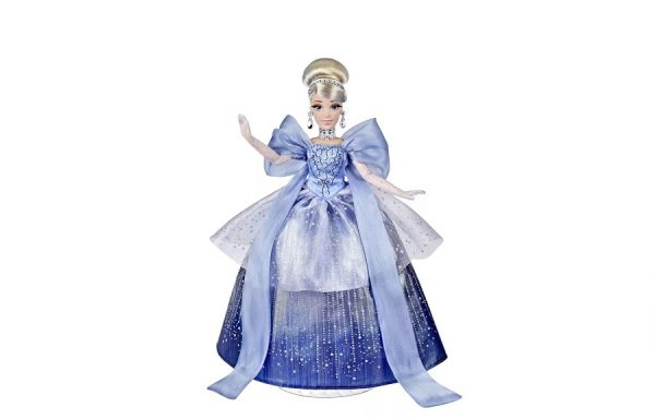 Disney Princess Style Series Holiday Cinderella Doll