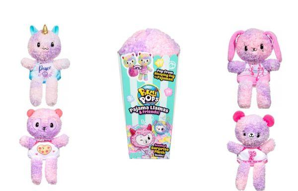 Pikmi Pops Pajama Llama & Friends Single Green Pack Assorted