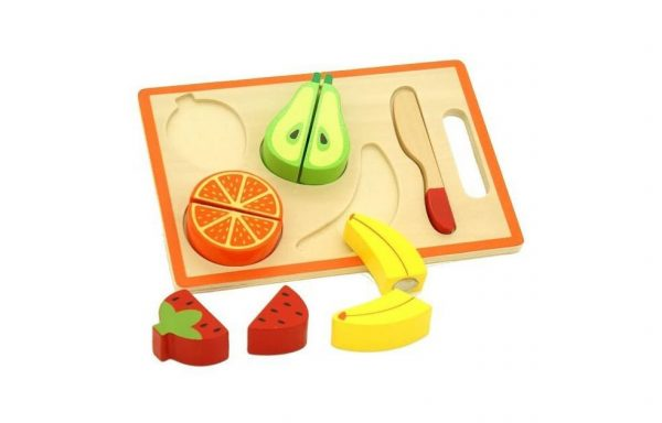 Wooden My Cutting fruit with Board