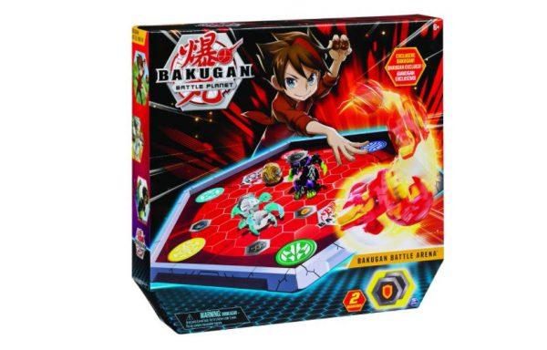 Bakugan Battle Arena Pyrus Phaedrus