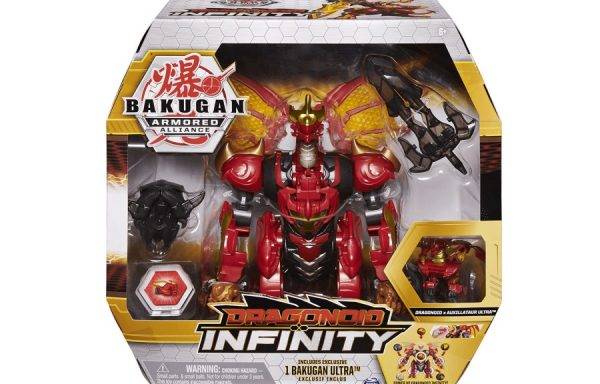 Bakugan Armored Alliance Dragonoid Infinity