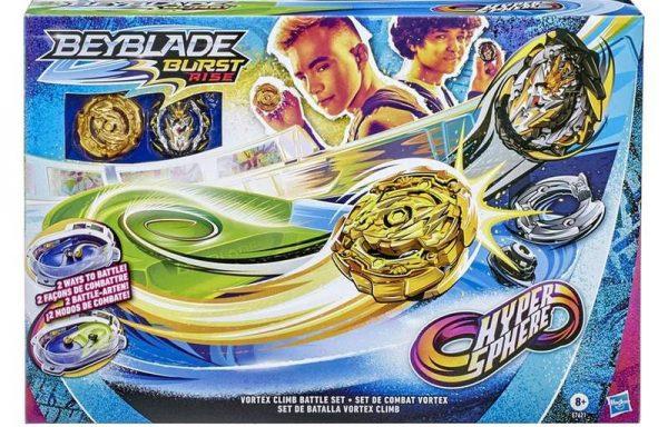 Beyblade Vortex Clash Battle Set