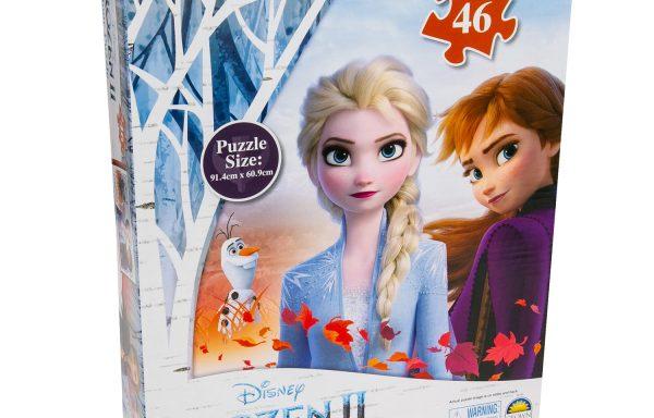 Frozen 2 Floor Puzzle 46 Pieces
