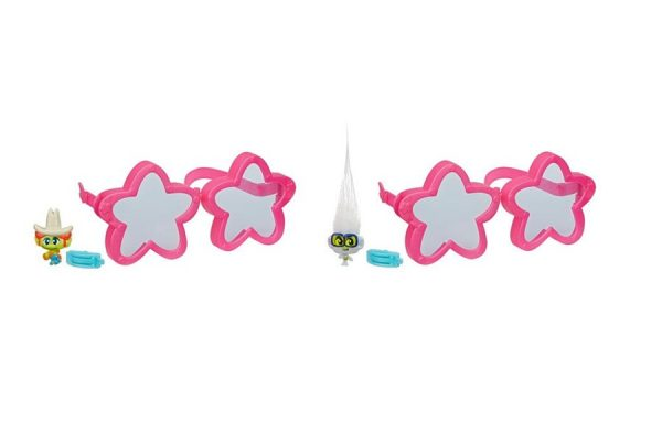 Trolls Tiny Dancers Pink Flower
