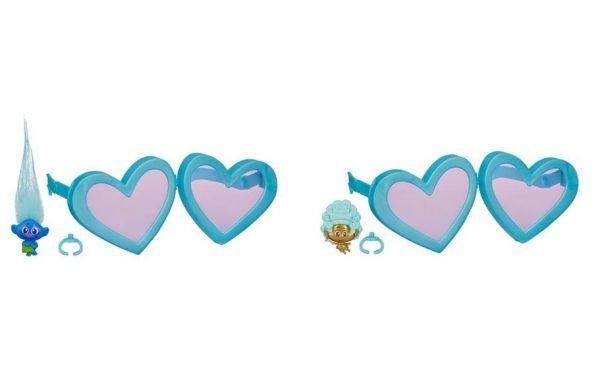 Trolls Tiny Dancers Blue Heart