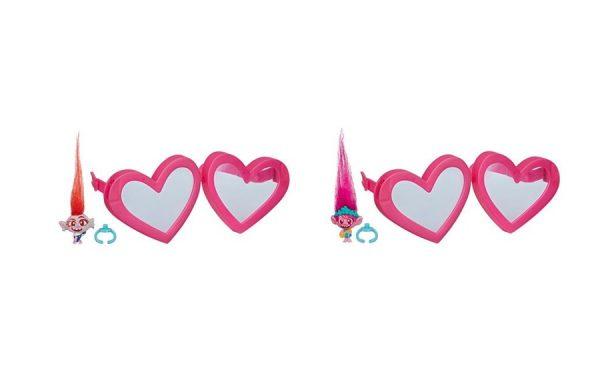 Trolls Tiny Dancers Pink Heart