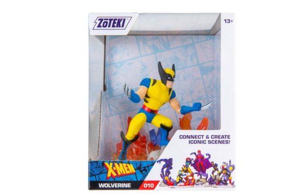 ZŌTEKI X-Men Zoteki Wolverine Series 1
