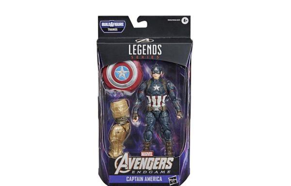 Avengers Legends Best Of Captain America