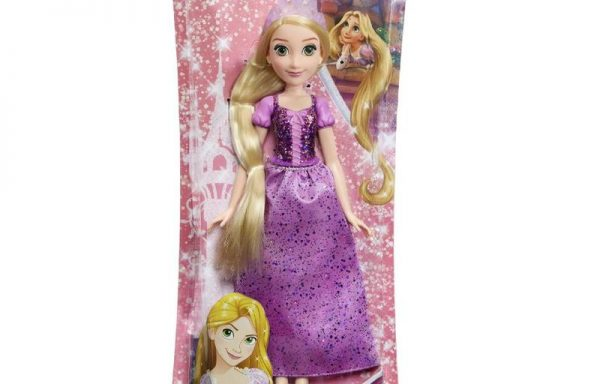 Disney Princess Shimmer Fashion Rapunzel Doll