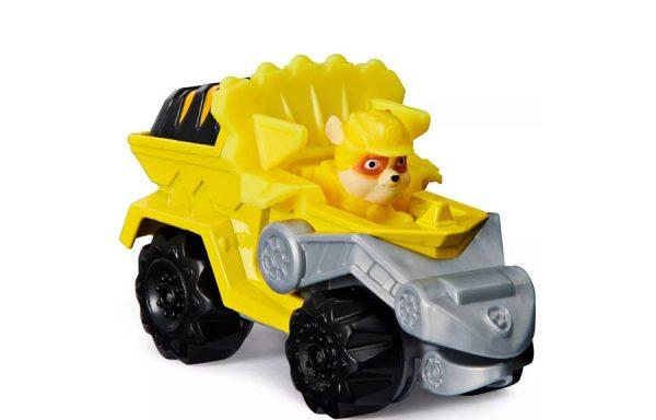 Paw Patrol True Metal Dino Rescue Rubble Diecast Car