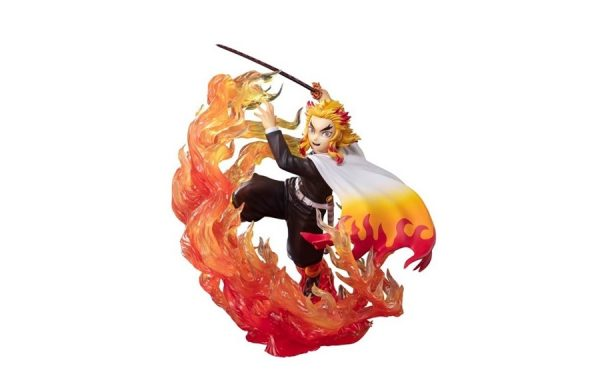 PRE-ORDER Figuarts Zero Kyojuro Rengoku Flame Breathing