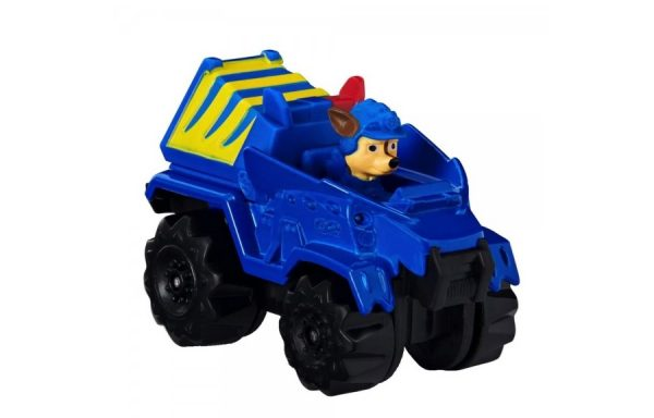 Paw Patrol True Metal Dino Rescue Chase Diecast Car