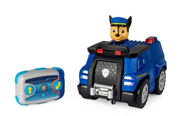 Paw Patrol Chase RC Police Cruiser