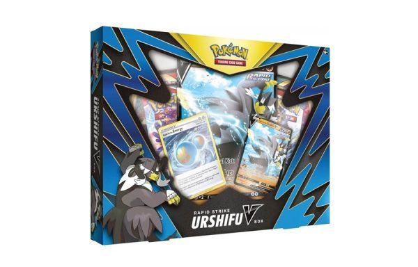 PRE-ORDER Pokemon TCG Rapid Strike Urshifu V Box