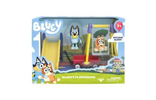 Bluey Park Mini Playset
