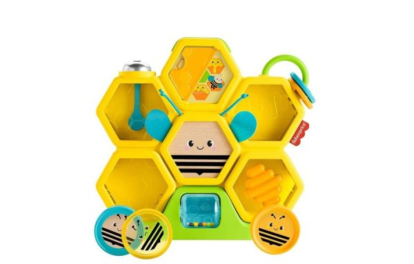Fisher-Price Beehive Busy Activity Hive