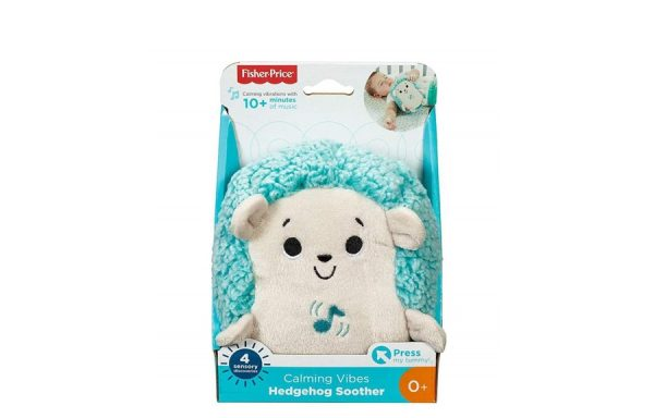 Fisher-Price Calming Vibes Hedgehog Toy