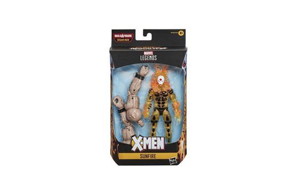 Marvel Legends X-Men Sunfire 6″ Collectible Action Figure