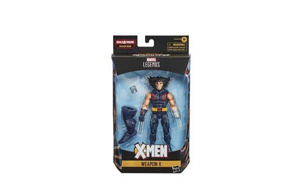 Marvel Legends X-Men Weapon X 6″ Collectible Action Figure