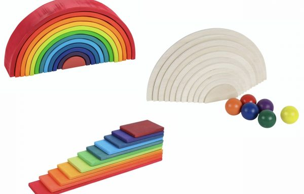 PRE-ORDER Rainbow Pack