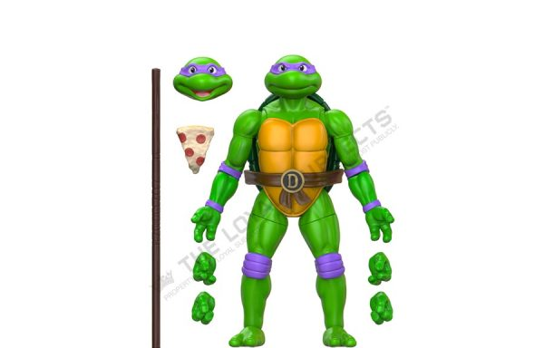 Teenage Mutant Ninja Turtles- Donatello 5″ Action Figure
