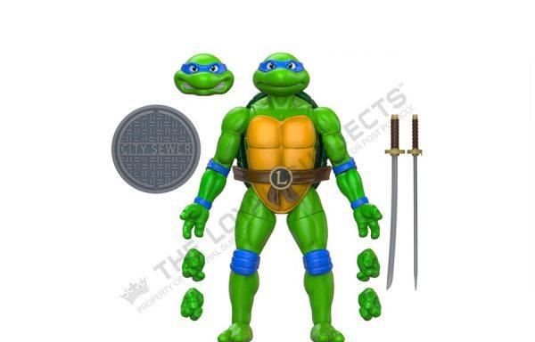 PRE-ORDER Teenage Mutant Ninja Turtles- Leonardo 5″ Action Figure