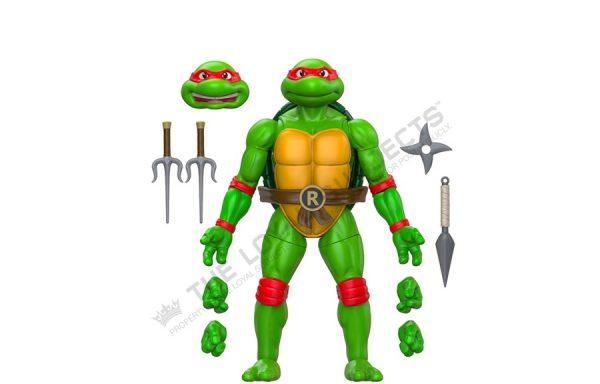 PRE-ORDER Teenage Mutant Ninja Turtles- Raphael 5″ Action Figure