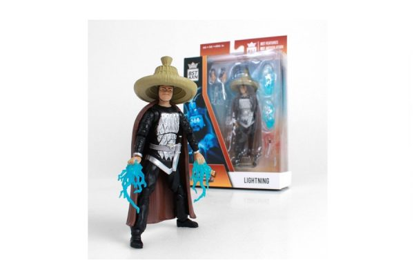 PRE-ORDER Lightning (Big Trouble in Little China) BST AXN 5″ Action Figure