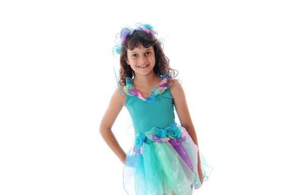 Large Pastel Pixie Fairy Dress