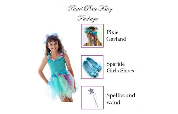 Large Pastel Pixie Fairy Package