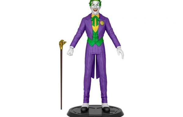 PRE-ORDER DC COMIC – Bendy Figure- Joker