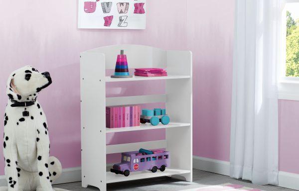 MySize Bookshelf White