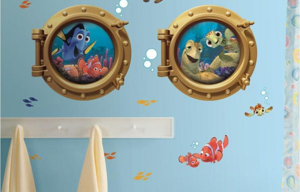 Finding Nemo Peel & Stick Giant Wall Decal