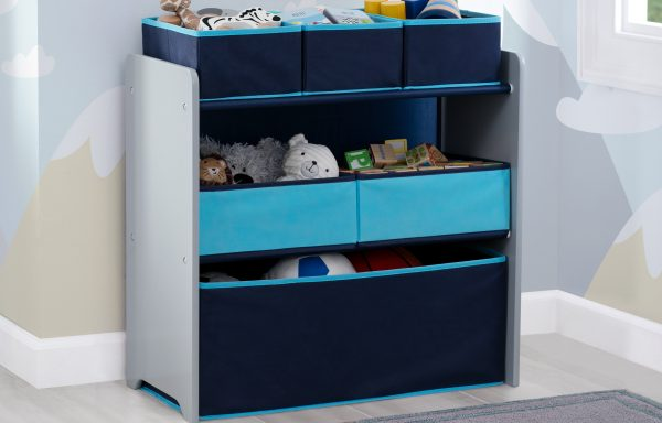 Toy Organizer – Blue