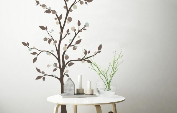 Mod Tree Peel and Stick Giant Wall Decal