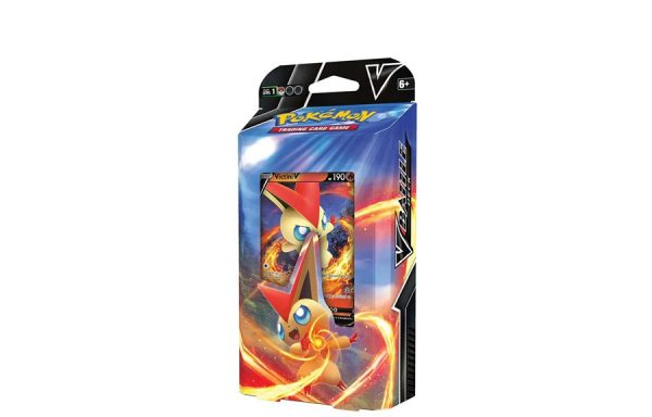 PRE-ORDER Pokemon TCG: V Battle Deck – Victini