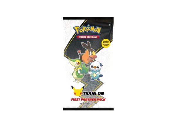 PRE-ORDER Pokemon TCG First Partner Unova Pack