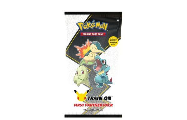 PRE-ORDER Pokemon TCG First Partner Johto Pack