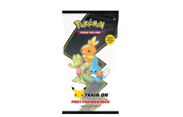 PRE-ORDER Pokemon TCG First Partner Hoenn Pack