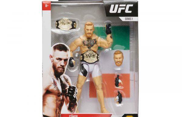 PRE-ORDER UFC Conor McGregor Collectible 6″ Figure