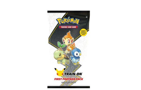PRE-ORDER Pokemon TCG First Partner Sinnoh Pack