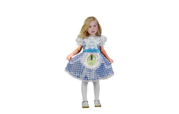 Medium Country Girl Dorothy Girls Dress Up Costume