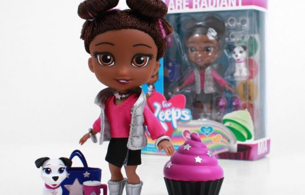PREORDER – FOR KEEPS™ 5″ Aspirational Fashion Dolls With Accessories – Mia